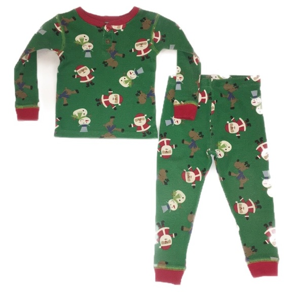 b4f5c6dd0 Carter's Pajamas | Carters Just One You 2t Christmas Pj Set Santa ...